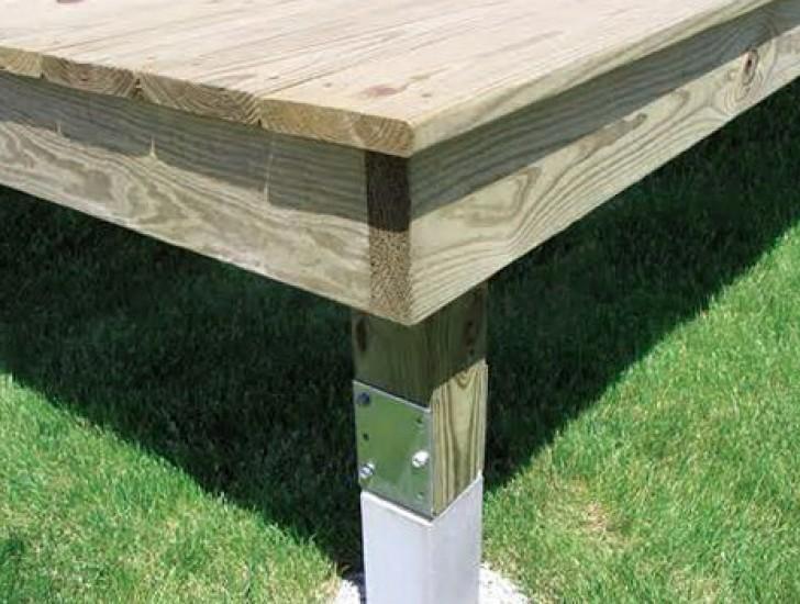 Permalink to Concrete Deck Footings Precast