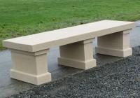 Concrete Park Bench Molds
