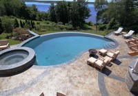 Concrete Pool Deck Designs