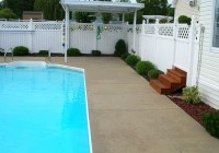 Concrete Pool Deck Paint Home Depot