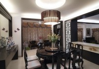 Contemporary Dining Room Mirrors