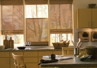 Contemporary Kitchen Curtains Ideas