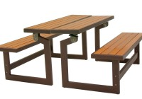 Convertible Bench Picnic Table Plans