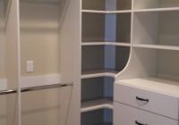 Corner Closet Shelf Unit