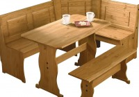 Corner Kitchen Tables With Benches