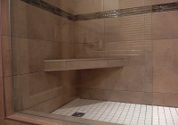 Corner Shower Bench Seat