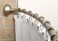 Corner Shower Curtain Rod Walmart