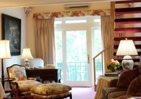 Country Style Curtains For Living Room
