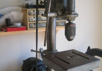 Craftsman Benchtop Drill Press
