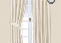 Cream Blackout Curtains 66×54
