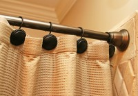 Cream Colored Shower Curtains