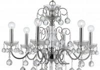 Crystal Ball Chandelier Divine Design