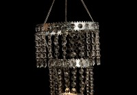 Crystal Chandelier Candle Holder