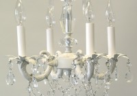 Crystal Chandelier For Nursery