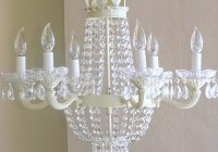 Crystal Empire 6 Light Chandelier