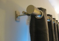 Curtain Rod Finial Ideas