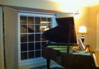 Curtain Rod For Bay Window Home Depot
