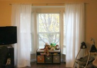Curtain Rod For Bay Window Walmart