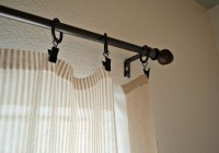 Curtain Rod Hardware Walmart