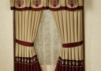 Curtain Rods And Drapes