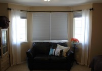 Curtain Rods For Bay Windows Lowes