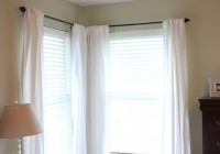 Curtain Rods For Corner Windows Lowes