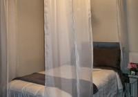 Curtains Around Bed Diy