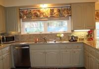 Curtains For Big Kitchen Windows