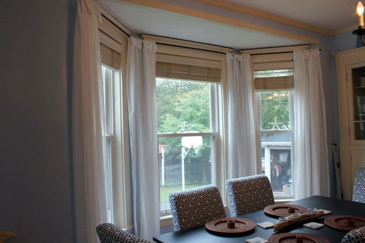 Permalink to Curtains For Dining Room Bay Window