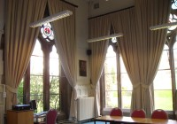 Curtains For Tall Arched Windows