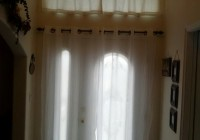 Curtains For Windows Next To Front Door