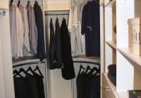 Curved Closet Rods Corners