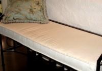 Cushion For Bench Seat Custom
