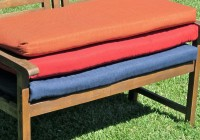 Cushions For Benches Outdoor