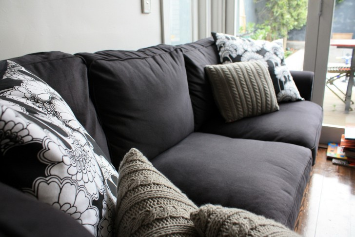 Permalink to Cushions For Grey Couch