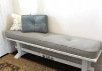custom bench cushions cheap