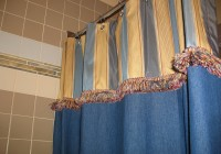 Custom Made Shower Curtains