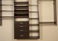 Custom Reach In Closet Designs