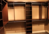 Custom Walk In Closet Ideas