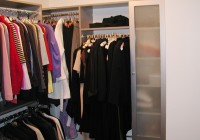 custom walk in closets designs