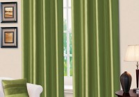 Dark Olive Green Curtains