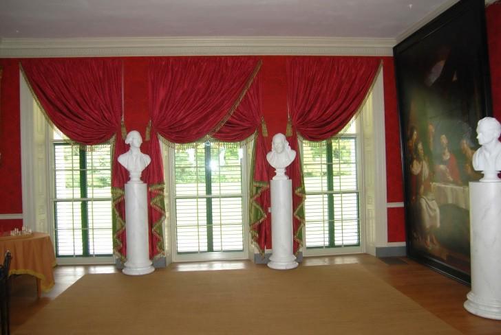 Permalink to Dark Pink Velvet Curtains