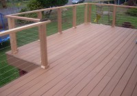 Deck Cable Railing Pictures