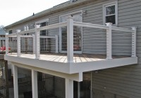 Deck Cable Railing Systems
