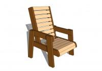 Deck Chair Design Plans