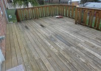 Deck Cleaning And Staining Indianapolis