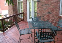 Deck Drainage System Installation Cost Sq Ft