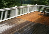 Deck Power Washing Warrenton Virginia