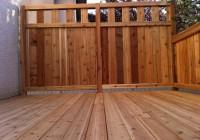 Deck Rail Ideas Privacy