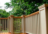 Deck Rail Post Height